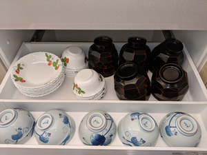 お茶碗・小皿類